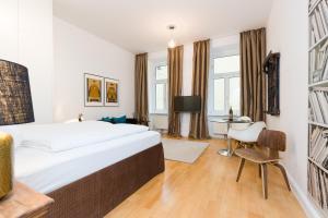 Rafael Kaiser – Budget Design Apartments Vienna, Apartmány  Viedeň - big - 69