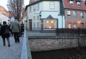 Ferien im Laden, Apartmanok  Quedlinburg - big - 2