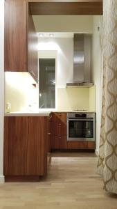 One bedroom Labdariu, Appartamenti  Vilnius - big - 4