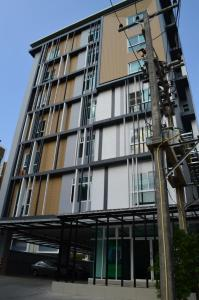 Pansook The Urban Condo, Apartmanok  Csiangmaj - big - 43