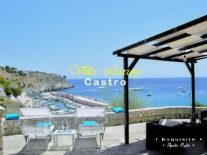 Villas Deluxe, Nyaralók  Castro di Lecce - big - 2
