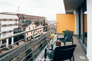 Anadia Atrium, Apartments  Funchal - big - 94