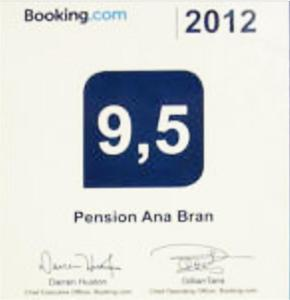 Pension Ana Bran, Affittacamere  Bran - big - 39
