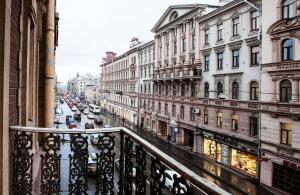 Apple Paradise Apartments, Aparthotels  Saint Petersburg - big - 1