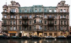 Apple Paradise Apartments, Aparthotels  Saint Petersburg - big - 126
