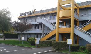 Premiere Classe Caen Est - Mondeville, Hotely  Mondeville - big - 25