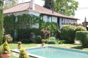 Casa da Quinta De S. Martinho, Guest houses  Vila Real - big - 76
