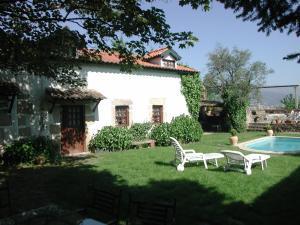 Casa da Quinta De S. Martinho, Penzióny  Vila Real - big - 10