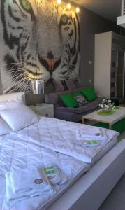 White Tiger in New Gudauri II, Apartmány  Gudauri - big - 17