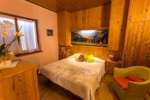 Hotel La Baita, Отели  Malborghetto Valbruna - big - 36