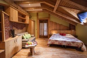 Hotel La Baita, Отели  Malborghetto Valbruna - big - 40