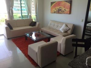 Morros Vitri Suites Frente al Mar, Apartmány  Cartagena de Indias - big - 20