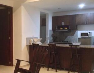 Morros Vitri Suites Frente al Mar, Apartmány  Cartagena de Indias - big - 22