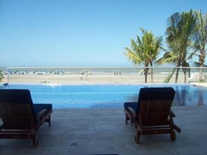 Morros Vitri Suites Frente al Mar, Apartmány  Cartagena de Indias - big - 65