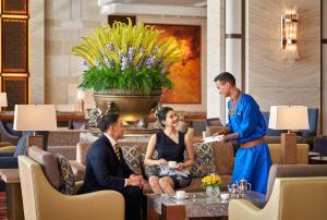 Shangri-La Hotel, Ulaanbaatar, Szállodák  Ulánbátor - big - 15