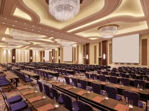 Shangri-La Hotel, Ulaanbaatar, Szállodák  Ulánbátor - big - 25