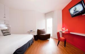 ibis Styles Saint Brieuc Gare Centre, Hotel  Saint-Brieuc - big - 9