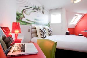 ibis Styles Saint Brieuc Gare Centre, Hotel  Saint-Brieuc - big - 10