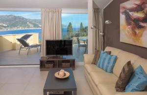 Panoramic Apartments Taormina Mazzarò, Apartmanok  Taormina - big - 25