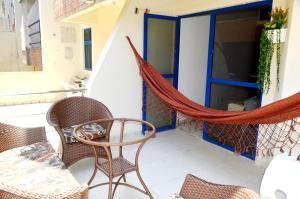 Costeira Praia Apartamento, Ferienwohnungen  Natal - big - 9