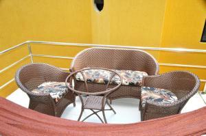 Costeira Praia Apartamento, Ferienwohnungen  Natal - big - 10
