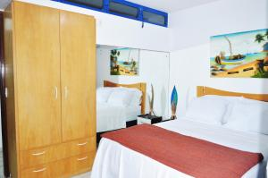 Costeira Praia Apartamento, Ferienwohnungen  Natal - big - 13