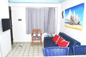 Costeira Praia Apartamento, Ferienwohnungen  Natal - big - 15