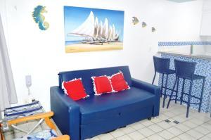 Costeira Praia Apartamento, Ferienwohnungen  Natal - big - 16
