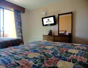 Hotel Santo Tomas, Hotely  Ensenada - big - 3