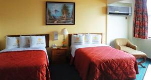 Hotel Santo Tomas, Hotely  Ensenada - big - 7