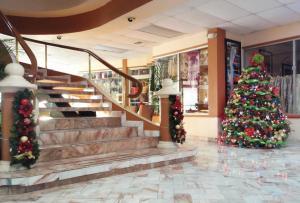 Hotel Santo Tomas, Hotely  Ensenada - big - 34