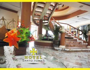 Hotel Santo Tomas, Hotely  Ensenada - big - 33