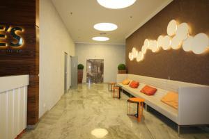 Yes Nord-City, Apartmanhotelek  Szentpétervár - big - 40