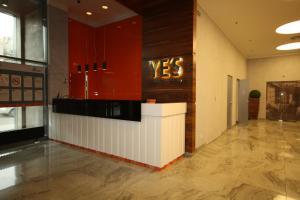 Yes Nord-City, Apartmanhotelek  Szentpétervár - big - 20