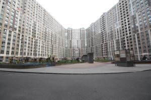 Yes Nord-City, Apartmanhotelek  Szentpétervár - big - 41