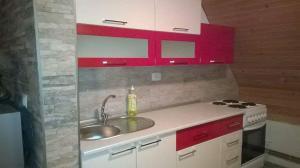 Apartments Dora, Apartmanok  Jahorina - big - 5