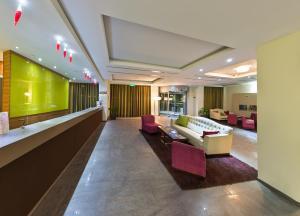 Hotel Ambassador Kaluga, Hotels  Kaluga - big - 47