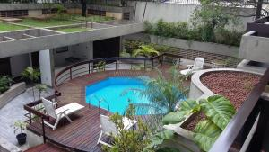 Lorena Apartment, Апартаменты  Сан-Пауло - big - 15