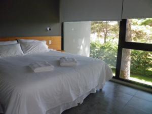 Filo De Los Medanos, Chaty v prírode  Villa Gesell - big - 15