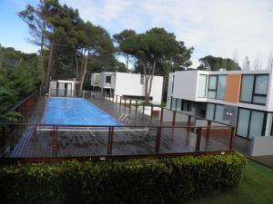 Filo De Los Medanos, Chaty v prírode  Villa Gesell - big - 44