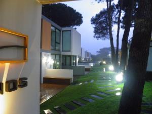Filo De Los Medanos, Chaty v prírode  Villa Gesell - big - 38