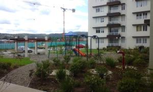 Departamento Planta Baja Jardin Urbano 2, Apartments  Valdivia - big - 8