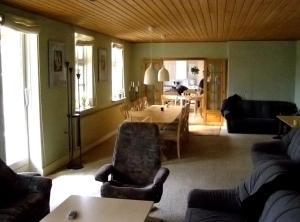 Seng og Kaffe B&B, Отели типа «постель и завтрак»  Fårvang - big - 24