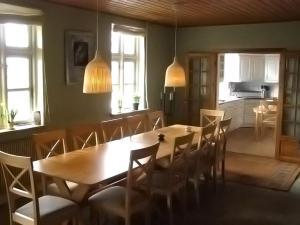 Seng og Kaffe B&B, Отели типа «постель и завтрак»  Fårvang - big - 28