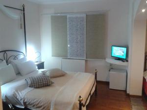 Hotel Dryalos, Hotel  Miléai - big - 110