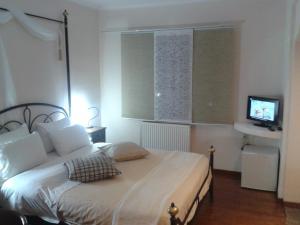 Hotel Dryalos, Hotel  Miléai - big - 109