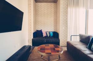 Deluxe-suite med kingsize-seng