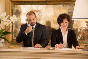 Hotel Mozart, Hotels  Rom - big - 47