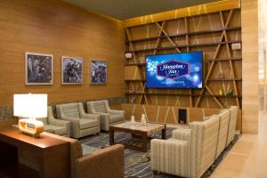 Hampton Inn by Hilton Villahermosa, Отели  Вильяэрмоса - big - 35