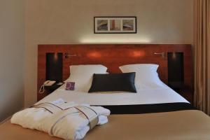 Mercure Maurepas Saint Quentin, Hotely  Maurepas - big - 17
